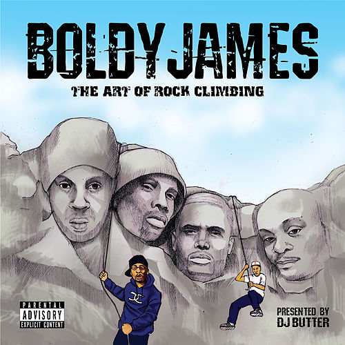 DJ Butter Presents: The Art of Rock Climbing by Boldy James