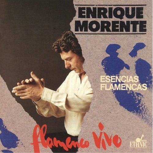 Flamenco Vivo (Esencias Flamencas) von Enrique Morente