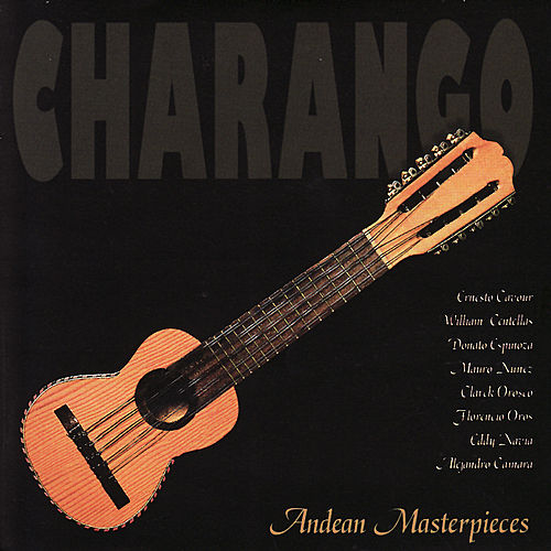 Andean Masterpieces by Various Artists