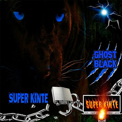Super Kinte de Ghost Black