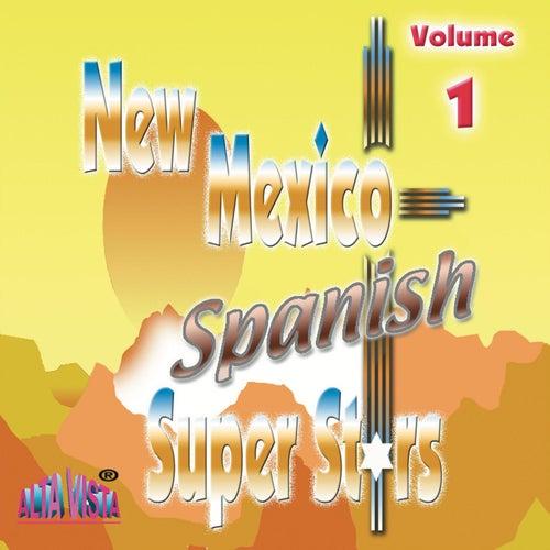 New Mexico Spanish Super Stars, Vol. 1 de Various Artists