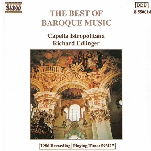 The Best of Baroque Music de Various Artists