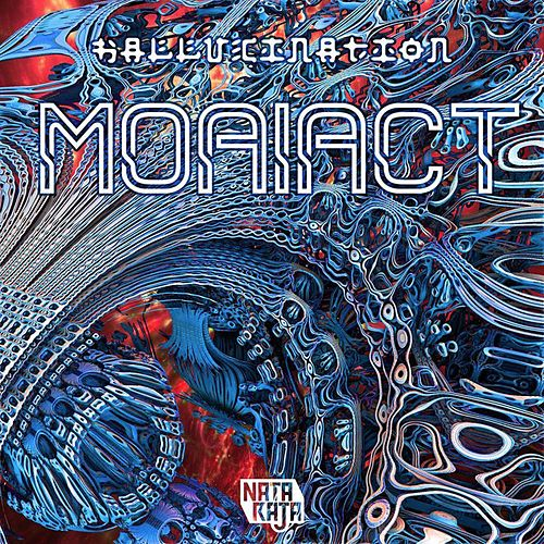 Hallucination by Moaiact