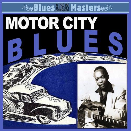 Motor City Blues von Various Artists