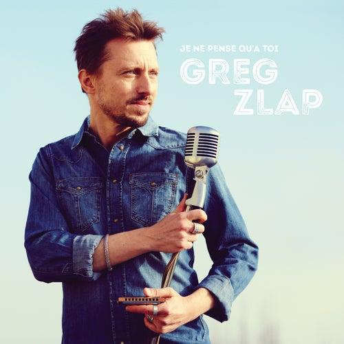 Je ne pense qu'à toi - Single de Greg Zlap