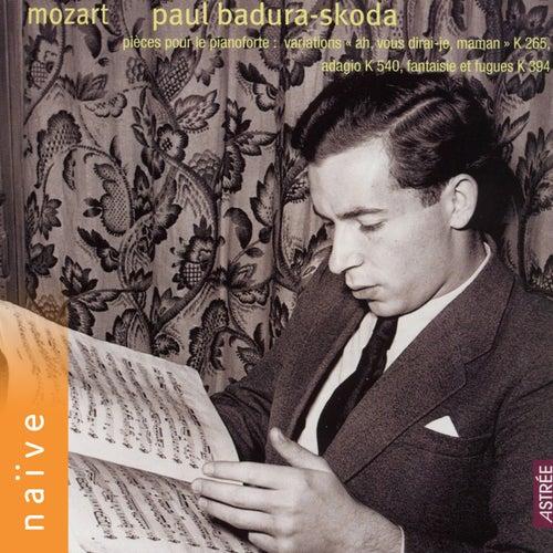 Wolfgang Amadeus Mozart: Pieces for Forte-Piano by Paul Badura-Skoda