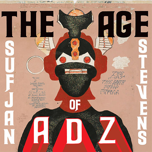 The Age of Adz de Sufjan Stevens
