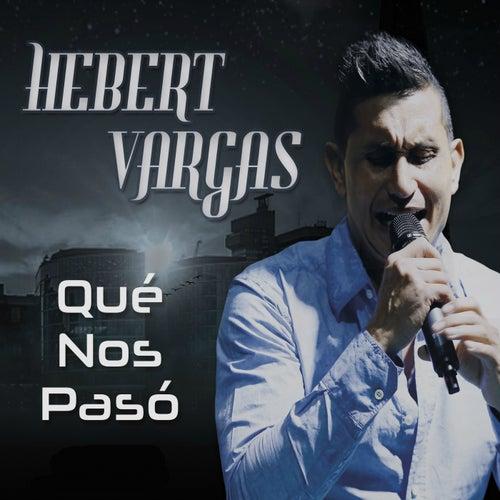 Qué Nos Pasó de Hebert Vargas