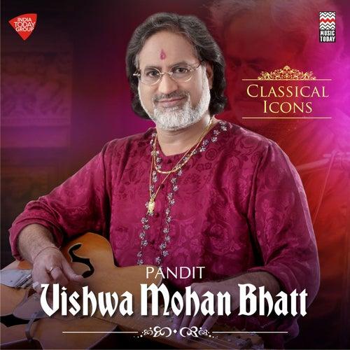 Classical Icons - Pandit Vishwa Mohan Bhatt by Krishna Bhatt