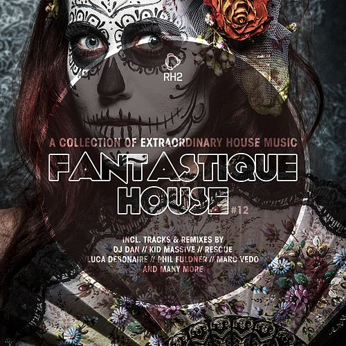 Fantastique House Edition 12 de Various Artists