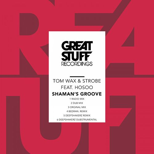 Shaman's Groove by Tom Wax
