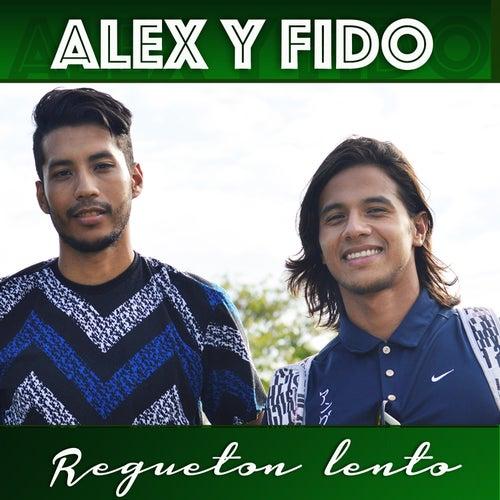 Regueton Lento (Bailemos Exitos Romanticos) de Alexis Y Fido