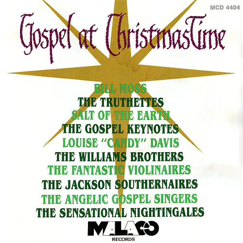 Gospel at Christmastime by Various Artists