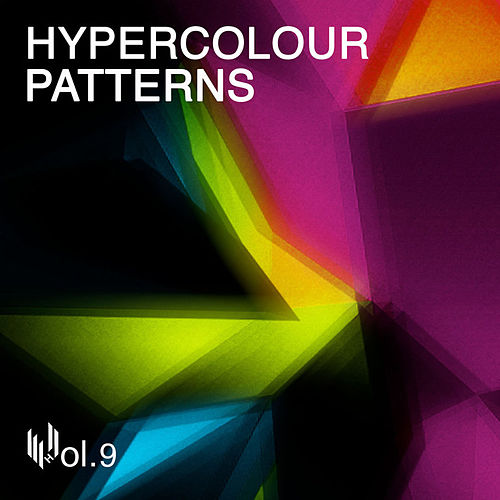 Hypercolour Patterns Volume 9 von Various Artists