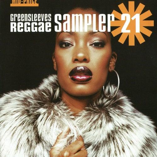 Greensleeves Reggae Sampler 21 by Various Artists