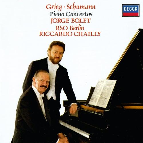 Grieg & Schumann: Piano Concertos di Riccardo Chailly