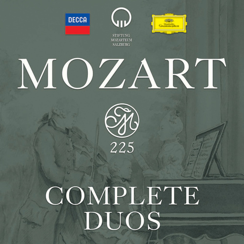 Mozart 225: Complete Duos de Various Artists