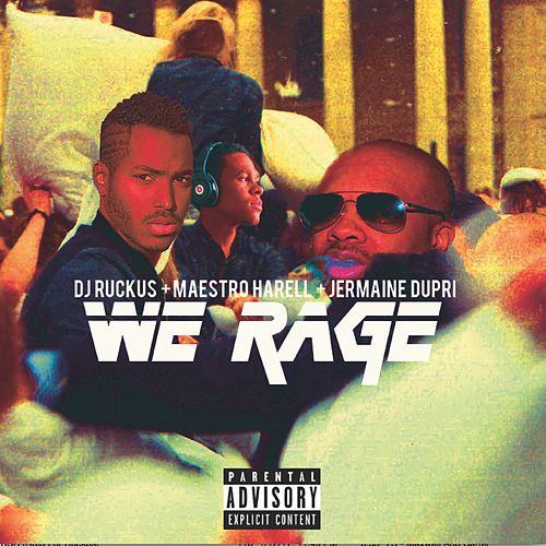 We Rage by Maestro Harrell