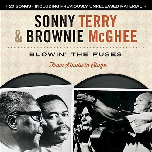 Blowin' the Fuses from Studio to Stage by Brownie McGhee