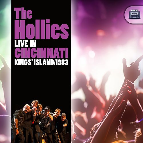 Live in Cincinnatti by The Hollies