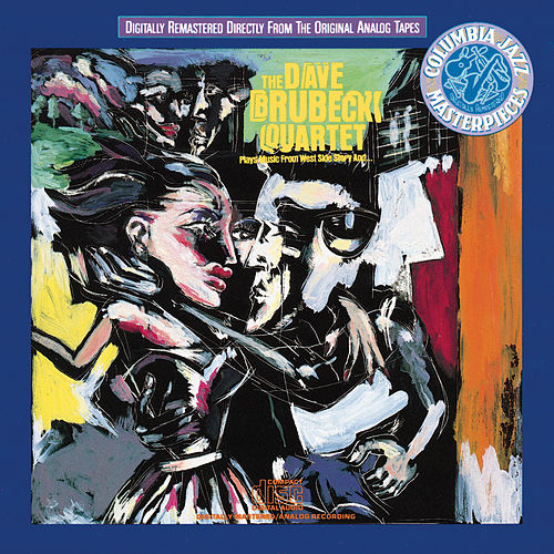 Music From Leonard Bernstein'S 'West Side Story' And 'Wonderful Town' by Dave Brubeck