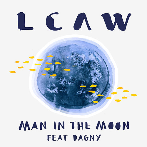 Man in the Moon by Lcaw