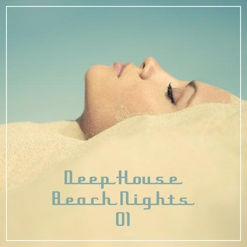 Deep House Beach Nights, Vol. 1 de Various Artists
