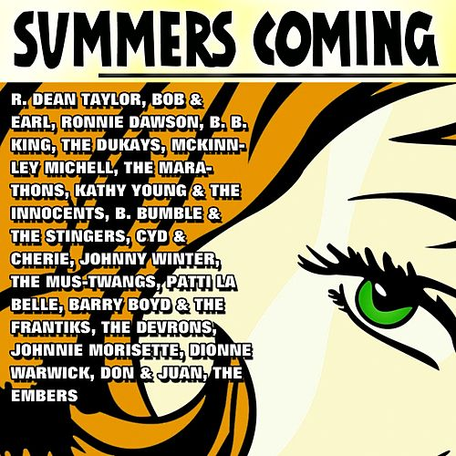 Summers Coming by Various Artists