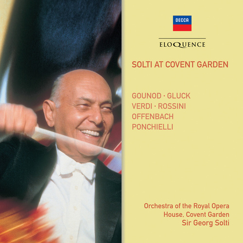Solti At Covent Garden by Sir Georg Solti