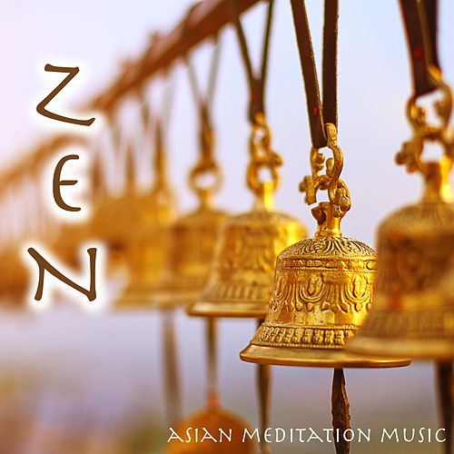 Japanese & Zen Asian Meditation Music de Japanese Relaxation and Meditation (1)