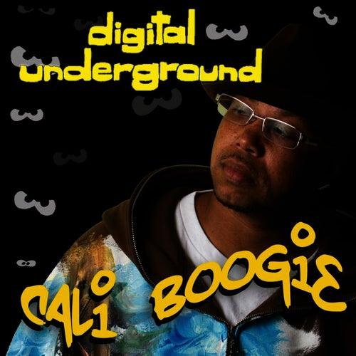 Cali Boogie - Single von Digital Underground