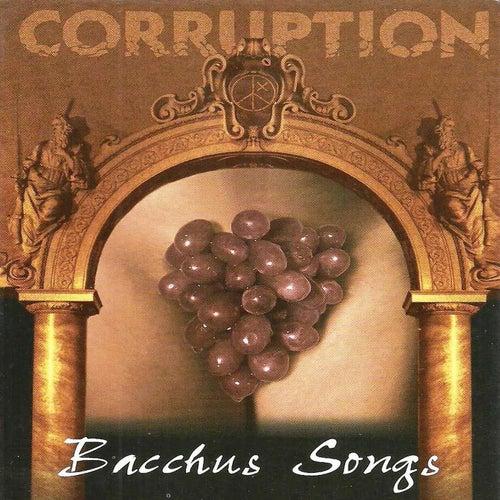 Bacchus Songs von Corruption