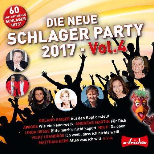 Die neue Schlager Party, Vol. 4 (2017) von Various Artists