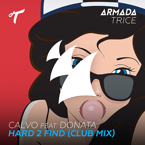 Hard 2 Find (Club Mix) van Calvo