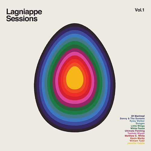 Lagniappe Sessions, Vol. 1 by Various Artists