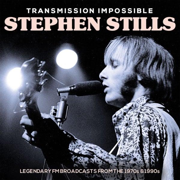 Transmission Impossible (Live) de Stephen Stills : Napster