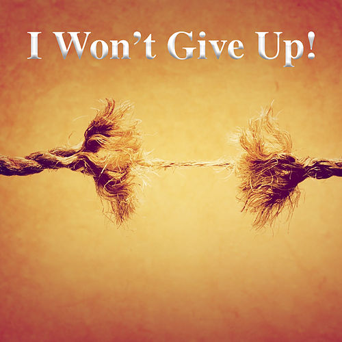 I Won't Give Up! by Various Artists