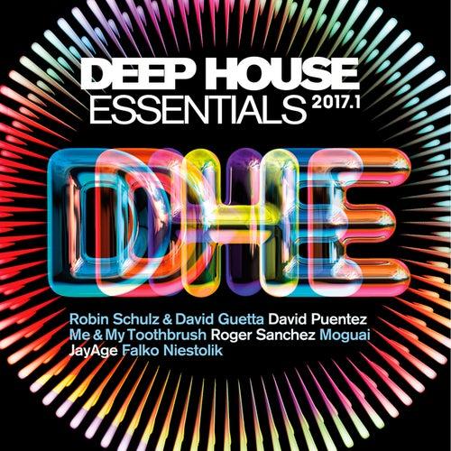 Deep House Essentials 2017.1 von Various Artists
