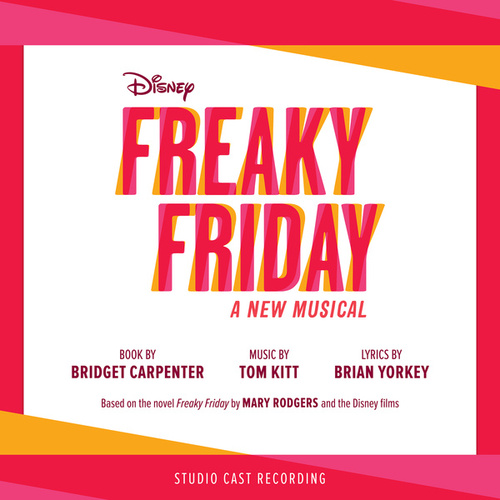 Freaky Friday: A New Musical (Studio Cast Recording) de Various Artists
