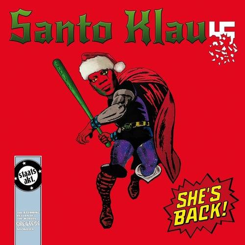 Santo Klaus (Staatsakt-Weihnachtssampler) de Various Artists