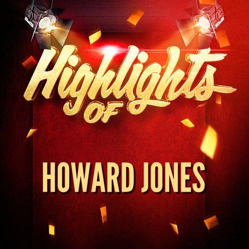 Highlights of Howard Jones de Howard Jones