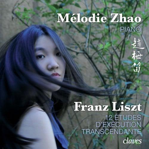 Franz Liszt: 12 Études d'exécution transcendante, S. 139 de Mélodie Zhao
