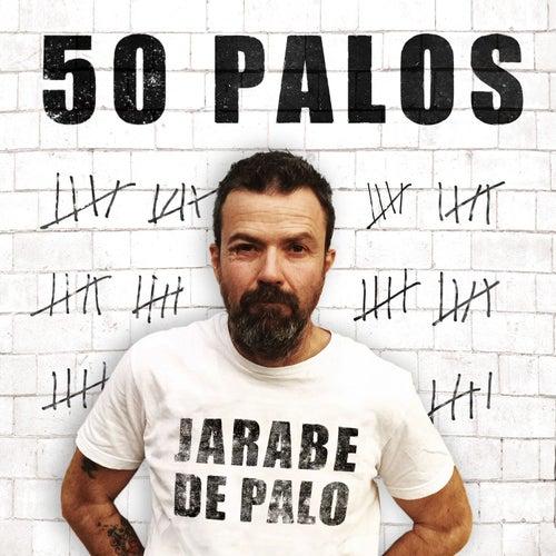 50 Palos de Jarabe de Palo