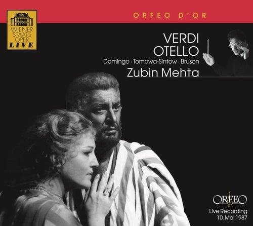 Verdi: Otello (Live) von Various Artists