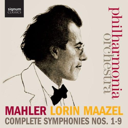 Mahler: Symphonies Nos. 1-9 von Various Artists