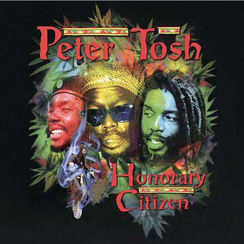 Honorary Citizen de Peter Tosh