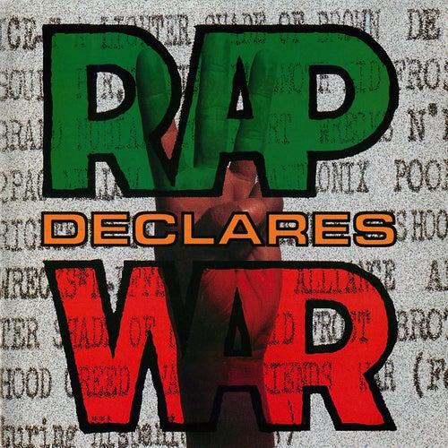 Rap Declares WAR by Various Artists