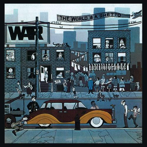 The World is a Ghetto de WAR