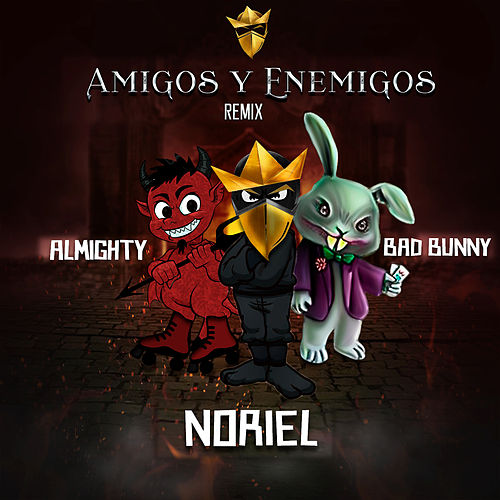 Amigos y Enemigos (Remix) de Noriel
