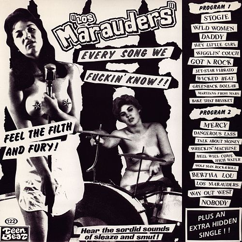 Every Song We Fuckin' Know by Los Marauders